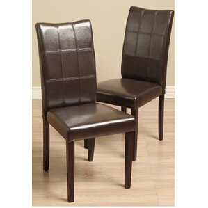 Etelvina Parsons Chair (Set of 2) by Red ..