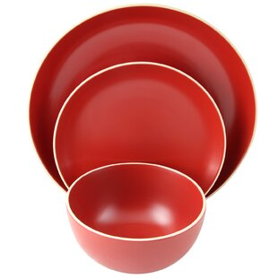 Shila 12 Piece Dinnerware Set, Service for 4