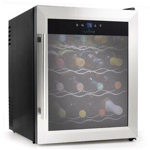 16 Bottle Electric Freestanding Wine Cooler