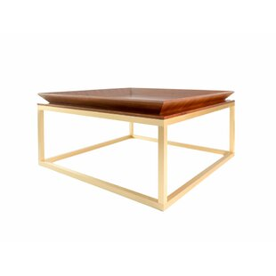 Le Tray Straight Leg Coffee Table by Marie Burgos Design