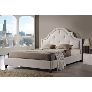 Check Prices Baxton Studio Upholstered Platform Bed by Wholesale Interiors Reviews (2019) & Buyer's Guide