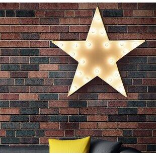 Shop For Star 20-Light Indoor/Outdoor Marquee Light By TrekBeds