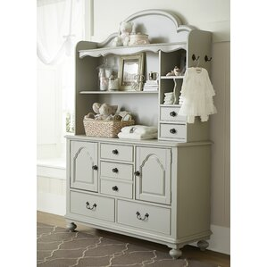 Inspirations by Wendy Bellissimo 4 Drawer Door Dresser by LC Kids