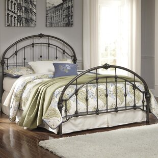 Cawston Panel Bed
