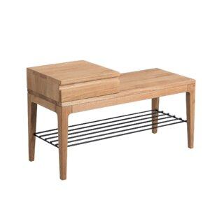 Dornfelder Wood Storage Bench By Ebern Designs