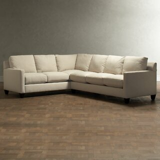 Alonza L-Shaped Sectional by Birch Lane๏ฟฝ Heritage SKU:CA253838 Shop