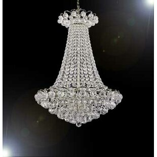 Rosdorf Park Stewart 4-Light Empire Chandelier