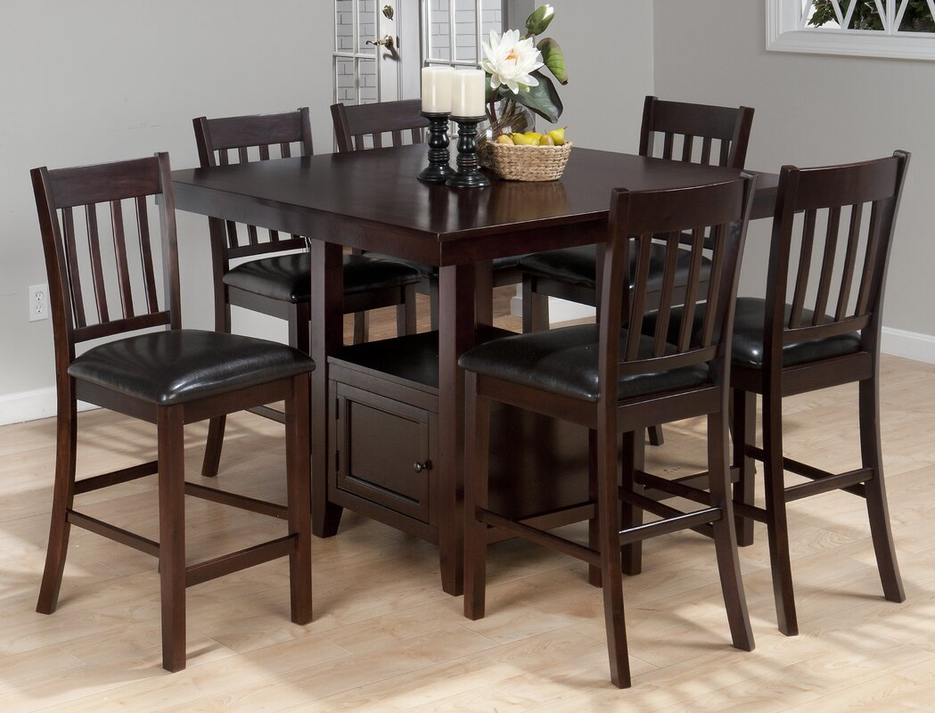 Counter Height Kitchen Dining Tables Youll Love Wayfair