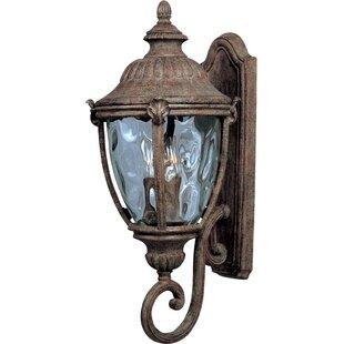 Astoria Grand Jarrett 3-Light Outdoor Sconce