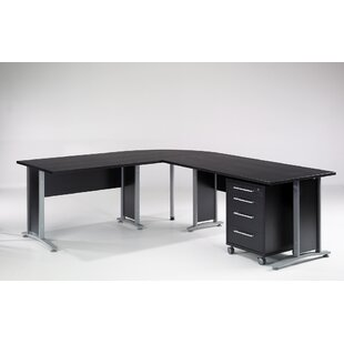 Shepshed L-Shaped Desk By Mercury Row