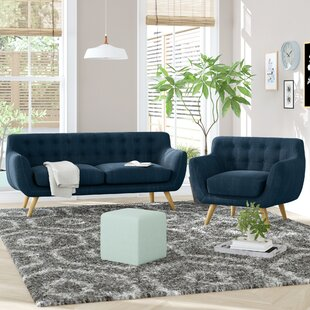 Reviews Meggie 2 Piece Living Room Set by Langley Street Reviews (2019) & Buyer's Guide