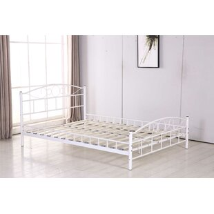 Pizarro Metal Bed By Lily Manor