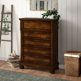 Rosamaria 5 Drawer Dresser