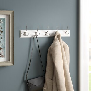Wall Mounted Coat Rack By Symple Stuff