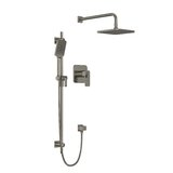 Equinox 1/2 Thermostatic & Pressure Balance Shower System with up to 3 Shared Functions featuring RioWise™ Valve Technology by Riobel