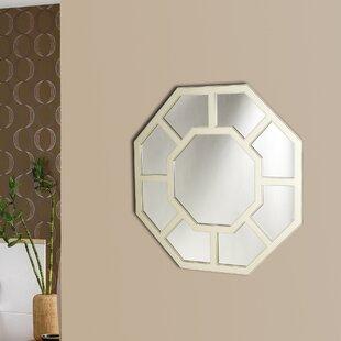 Farrington Gurney Framed Wall Mirror ByCharlton Home