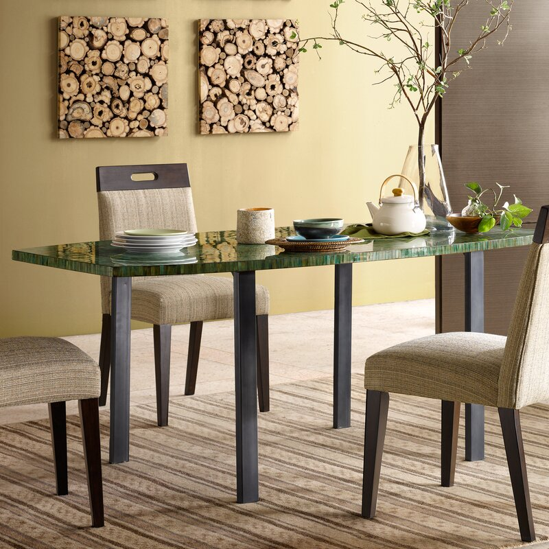 Boadle World Menagerie Mosaic Dining Table