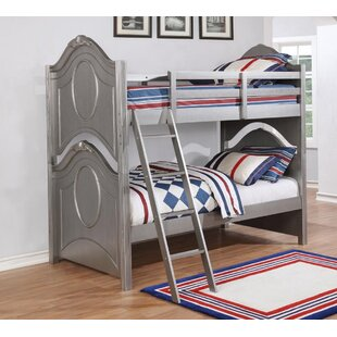 Sandiford Bunk Bed by Harriet Bee