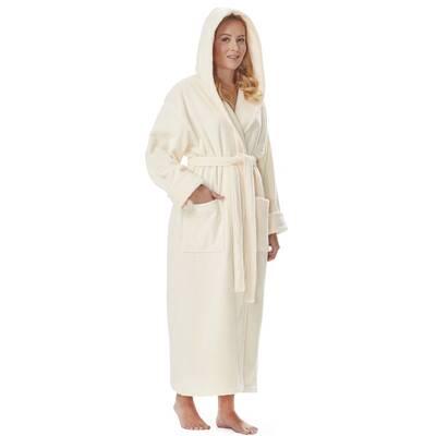 833ab71ae6 Red Barrel Studio Hovis 100% Cotton Terry Cloth Bathrobe   Reviews ...