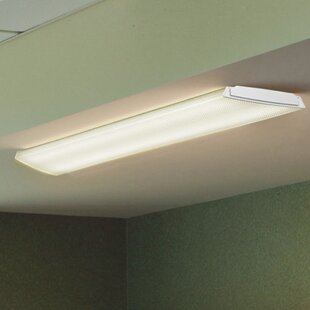 1-Light LED Flush Mount by Lithonia Lighting