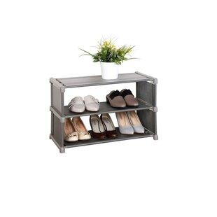 Linen Depot Direct Shoe Rack