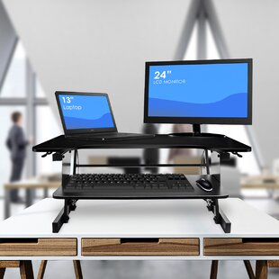 Joubert Adjustable Standing Desk Converter