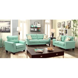 Best Reviews Mcneely Configurable Living Room Set by Darby Home Co Reviews (2019) & Buyer's Guide