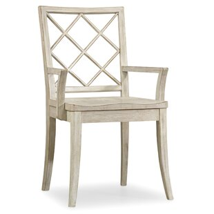 Hooker Furniture Sunset Point X Back Dining Chair (Set of 2)