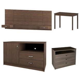 King Configurable Bedroom Set