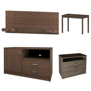 King Configurable Bedroom Set