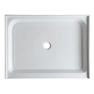 Inexpensive Reach 48 x 36 Single Threshold Shower Base ByANZZI