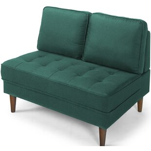 Greggory Loveseat by Wrought Studio Great price