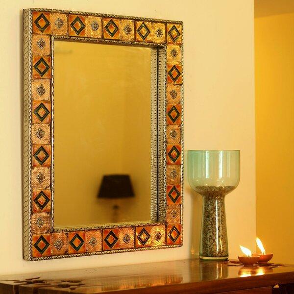 Forest Auburn Mirror | Wayfair