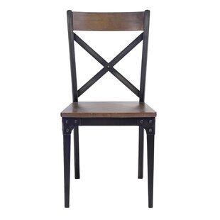 Design Tree Home Herringbone Side Chair
