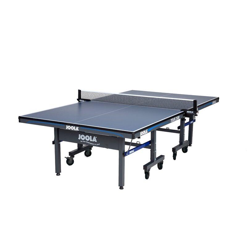 Beau JOOLA Tour Regulation Size Foldable Table Tennis Table