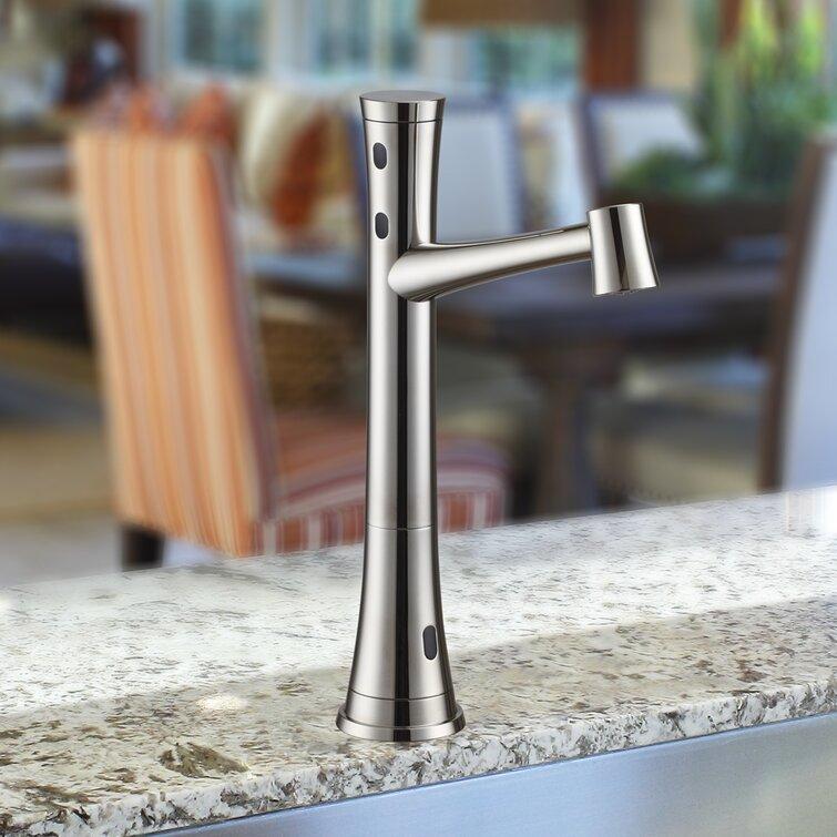 Cinaton Touchless Deck Mounted Kitchen Faucet Wayfair