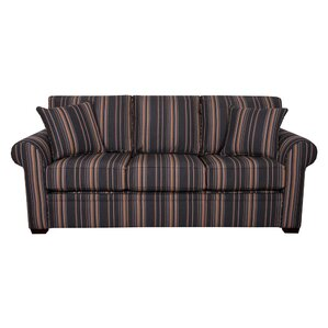 Striped Sleeper Sofa by Grafton Home