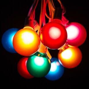 Great choice 50-Light Globe String Lights By Hometown Evolution, Inc.