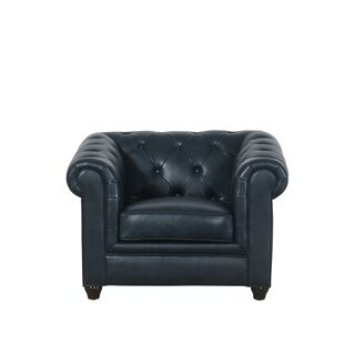 Darby Home Co Andria Chesterfield Chair