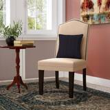 Io Parsons Upholstered Dining Chair by Willa Arlo Interiors
