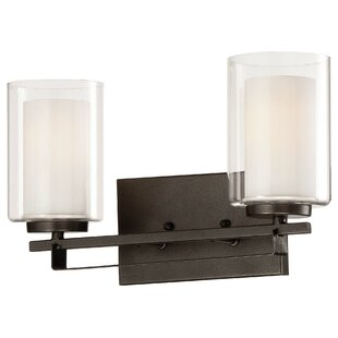 Demby 2 Light Vanity Light By Ebern Designs
