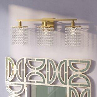 Casandra 3-Light Vanity Light by Mercer41