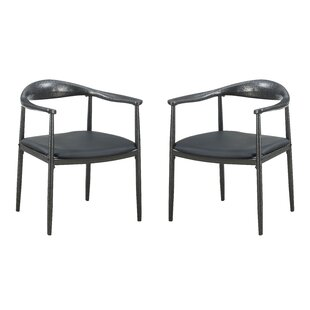 Beeley Upholstered Dining Chair (Set of 2)
