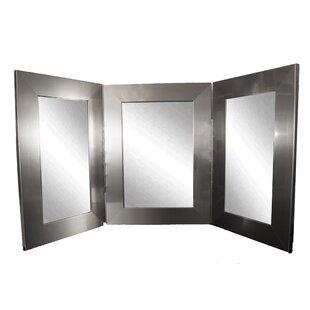 Trifold Vanity Mirror Set Wayfair