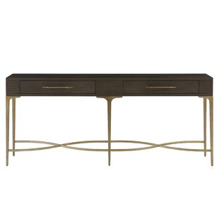Review Gaskill Console Table By Everly Quinn
