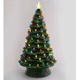 Ceramic Christmas Tree Vintage.Vintage Ceramic Christmas Tree Wayfair