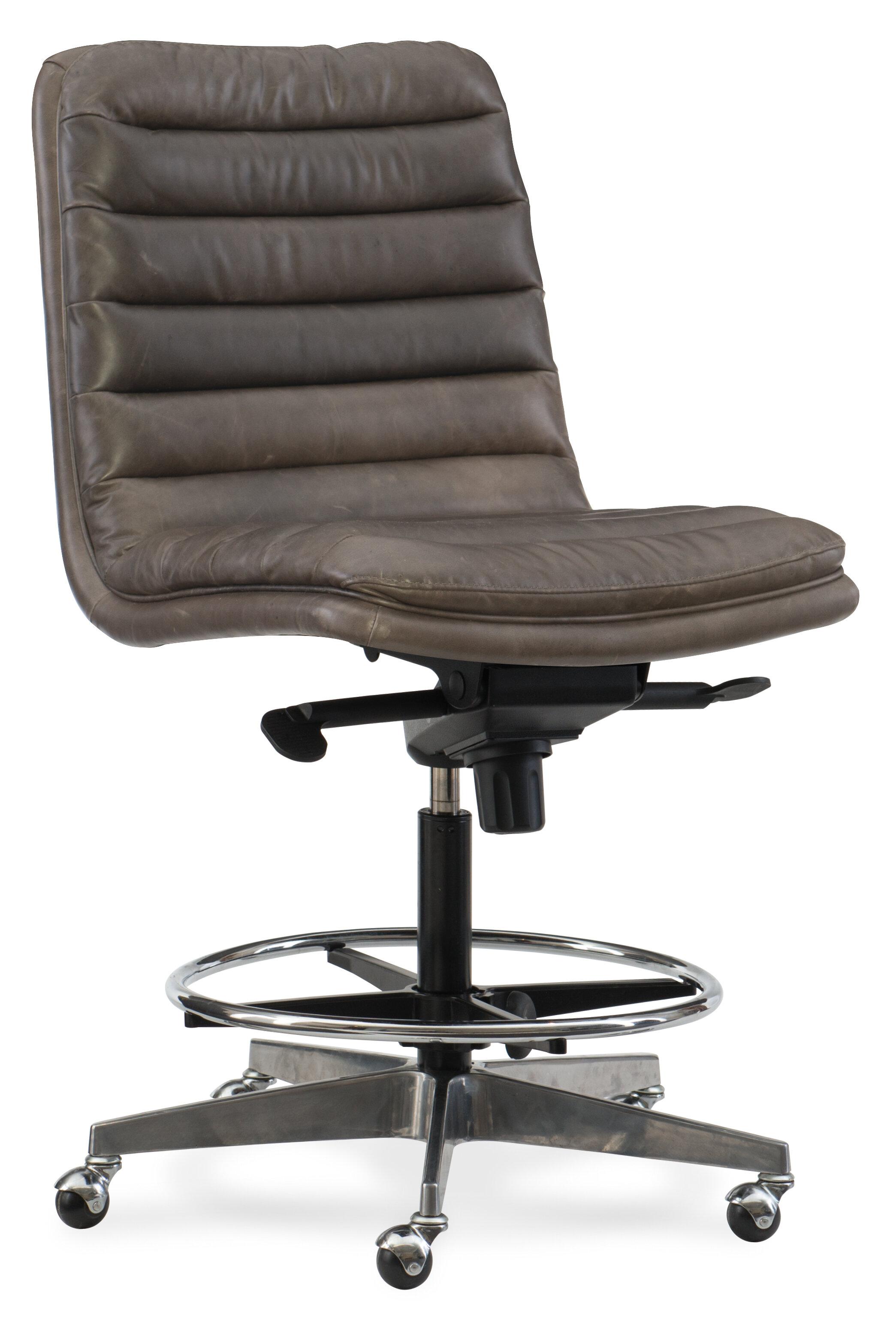 Hooker furniture wyatt home office high back leather office chair wayfair