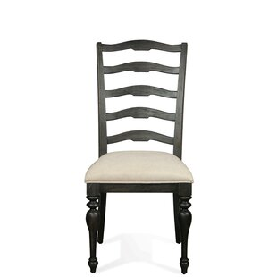 Charlton Home Devin Upholstered Dining Chair (Set of 2)