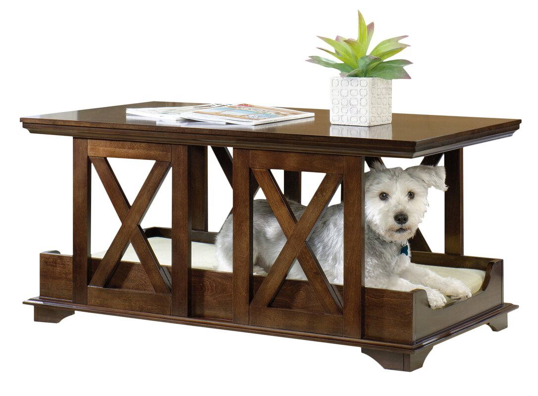 Coffee Table Dog Bed