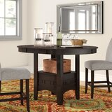 Dalary Counter Height Extendable Dining Table by Three Posts™
